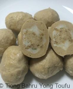 Meat Balls with Meat 猪肉丸包猪肉
