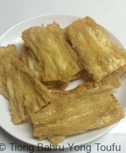 fried-Beacurd-skin-with-fish-paste