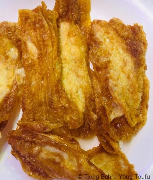 Fried tau ki