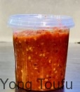 G4 Garlic chilli sauce (1 tub) 大蒜辣椒酱