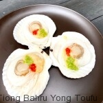 scallop with garlic 5