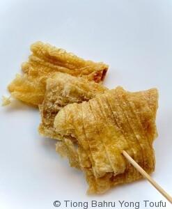 fried tauki stick