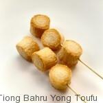 lok lok fried surimi scallop