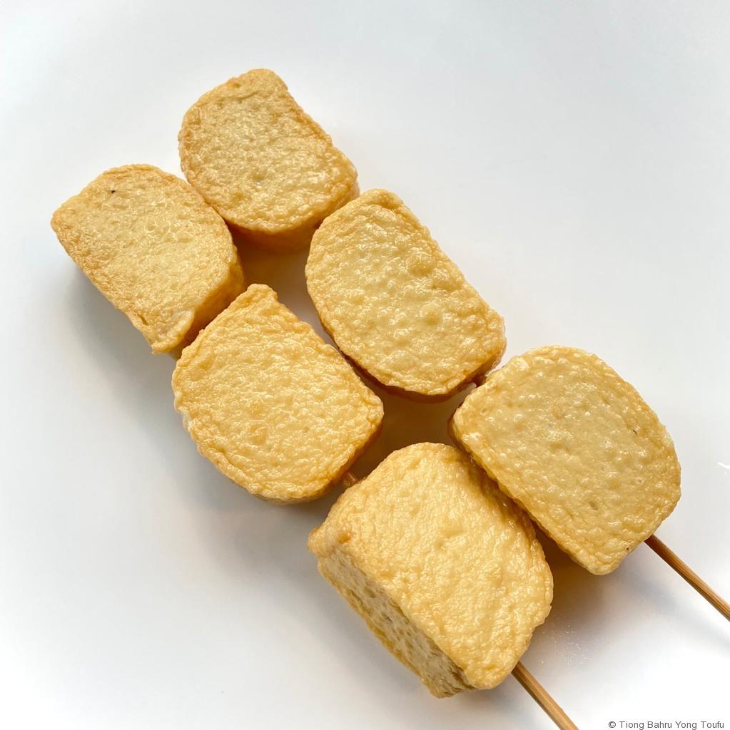 seafood tofu stick