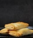 vege char siew pie